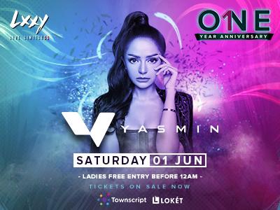 lxxy event 1 june 2019