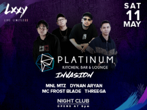 lxxy event 11 may 2019