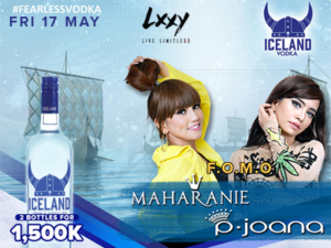 lxxy event 17 may 2019