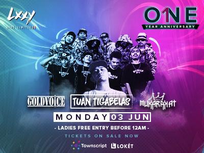 lxxy event 3 june 2019