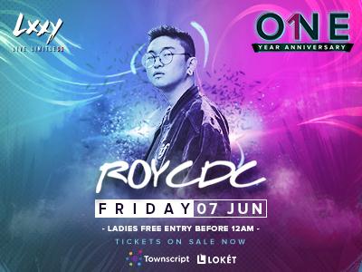 lxxy event 7 june 2019