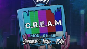 C.R.E.A.M – Geramar | Niano | Billy