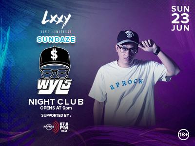 lxxy event 23 June 2019
