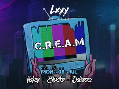 lxxy event 8 july 2019