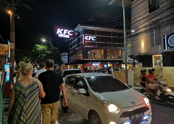 All About Legian Nightlife
