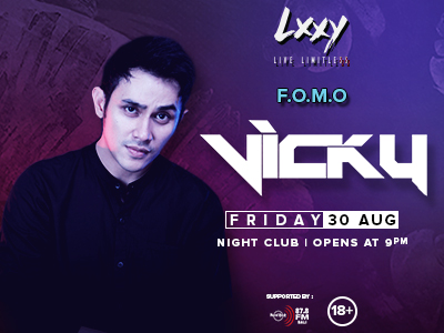lxxy event 30 august 2019