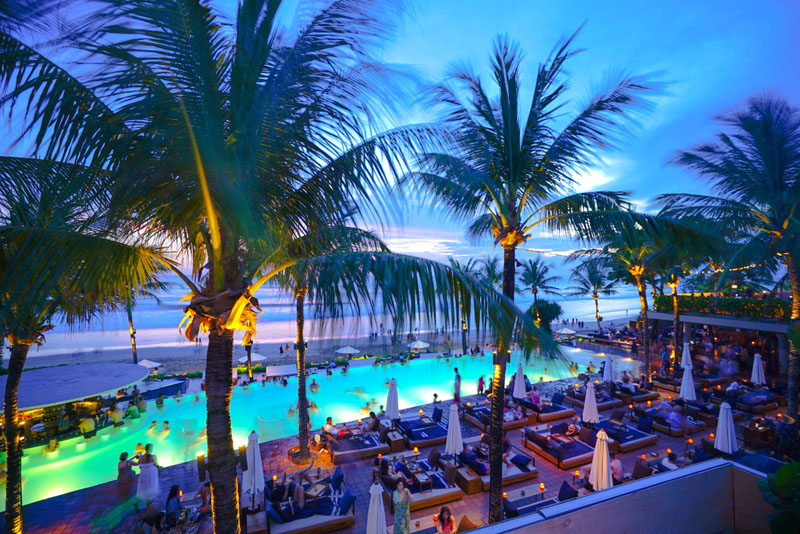best nightclub in bali potato head beach club
