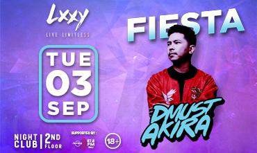Lxxy event 3 september 2019