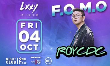 Lxxy event 4 october 2019