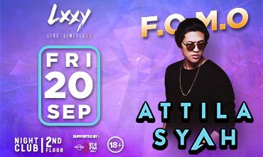 Lxxy event 20 september 2019