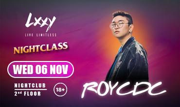Lxxy event 6 november 2019