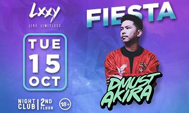 Lxxy event 15 october 2019