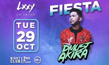 Lxxy event 29 october 2019