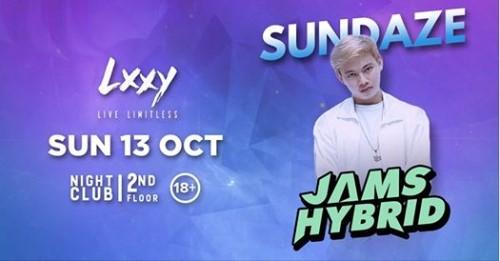 Lxxy event 13 october2019