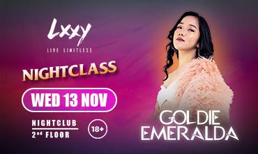 Lxxy event 13 november 2019