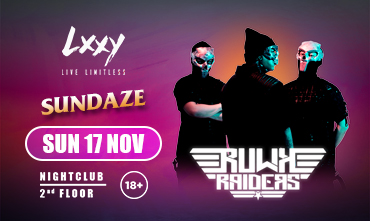 Lxxy event 17 november 2019