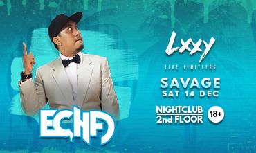 Lxxy event 14 december 2019
