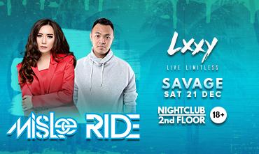 Lxxy event 21 December 2019