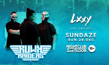 lxxy event 29 december 2019