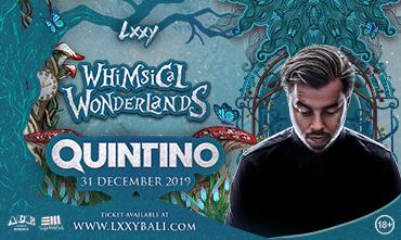 Lxxy event 31 december 2019