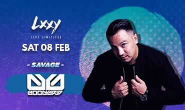 Lxxy event 8 february 2020