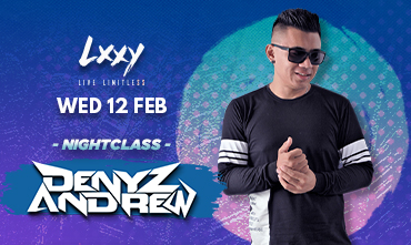 Lxxy event 12 february 2020