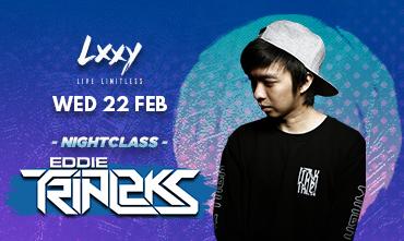 Lxxy event 22 february 2020