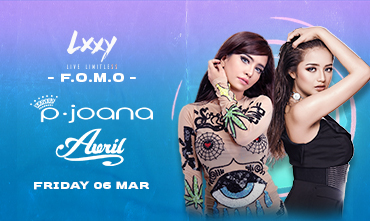 Lxxy event 6 march 2020