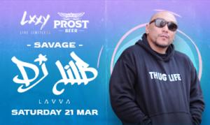 Lxxy event 21 march 2020
