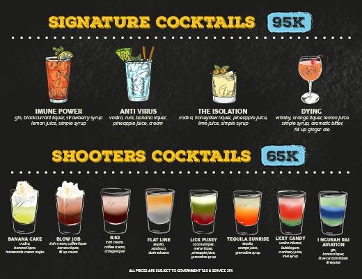 cocktails mobile
